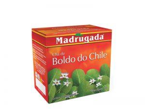 Chá Boldo Madrugada