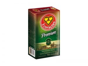 Coffee Premium - 3 Coracões