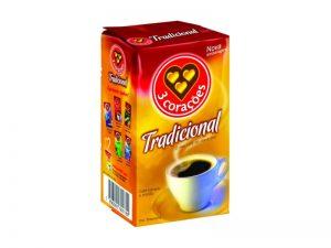 Coffee Tradicional - 3 Coracões