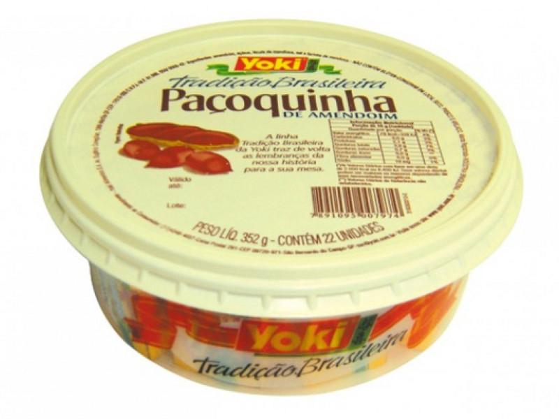 Ground Peanut Candy Roll «Paçoquinha»