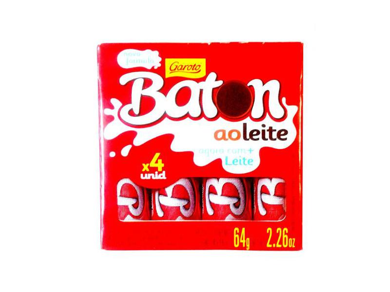 Baton Milk Chocolate