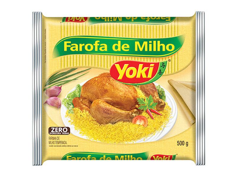 Seasoned Corn Flour