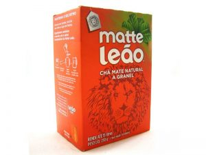 Cha Matte Leão - Granel