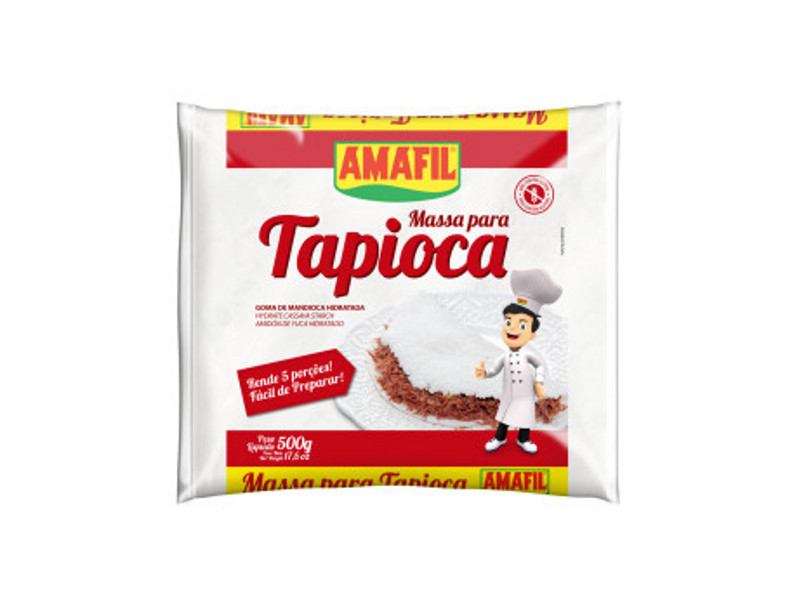 Paste Ready to Tapioca