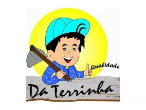 Da Terrinha Logo