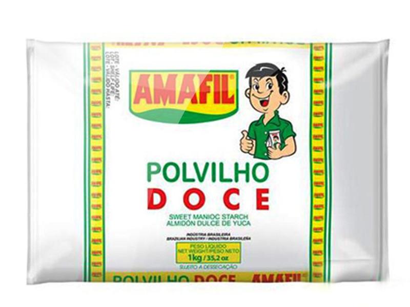 "Amidon ""douce"" de manioc"