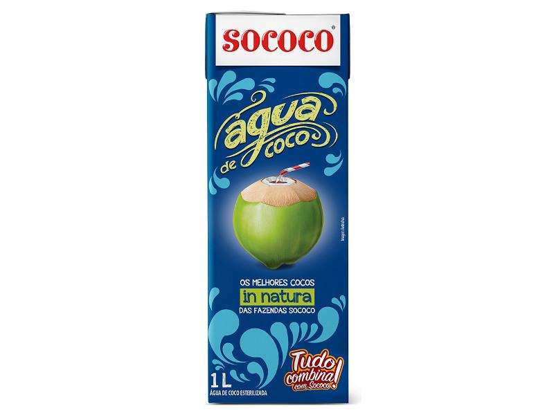 Eau de noix de coco