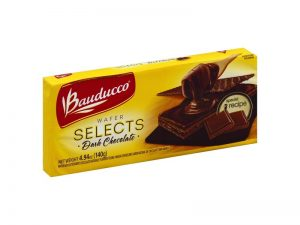 Wafer Chocolate Escuro